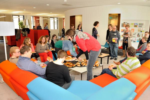 MVO projectweek teams gemeente Veenendaal